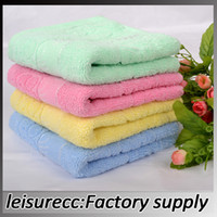 Wholesale Cheap Towels Pure Cotton cm Color Mushroom Flowers Jacquard Towels Bedroom Furniture