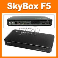 Wholesale Original Skybox F5 Full HD p Satellite Receiver Support USB WIFI PVR Youtube Original Brand