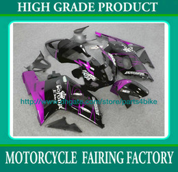 Racing fairing kit for suzuki GSXR 600 750 2001 2003 GSXR600 K1 01 02 03 hot sale purple black RX1i