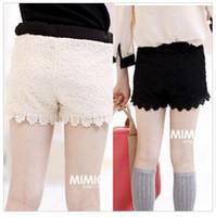 Wholesale Children s clothes summer girls cute bow lace shorts pants dandys