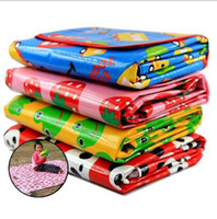 Wholesale Children s game blanket baby crawling beach cushion picnic MATS for outdoor outing