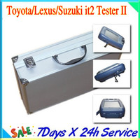 ECU Chip Tuning Programmer For Toyota Actron Professional TOYOTA Tester2 IT2 DENSO Diagnostic Tester-2 for all Toyota and Lexus