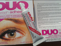 Wholesale Duo black false eyelashes glue double eyelid glue beautiful eyes