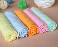 Wholesale Home Furniture Bamboo Fiber cm Color Antiseptic Practical Models Baby Towel