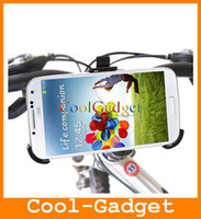 Wholesale Bike Bicycle Cycle Handlebar Holder Mount Cradle for Samsung Galaxy S4 i9500 S IV I9500C72