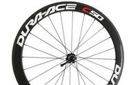 Road Bikes Carbon 700cc roak bike wheelset dura ace c50 50mm with powerway r36 hubs clincher or tubular wheels