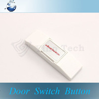 Wholesale Plastic micro switch Door Exit Strike Push Button Switch Panel for Access Control