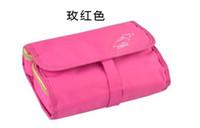 Saco de cosmética kit sanitário grande capacidade / viajam 100pcs saco de lavagem / lots