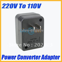Wholesale New W V To V Power Converter Adapter Voltage Transformer DK1323