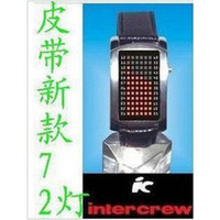 Wholesale Watch lovers table watch dermal quality goods lamp watch