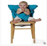 Wholesale Baby Eat chair Seat belt Portable Children dining chair belt colors