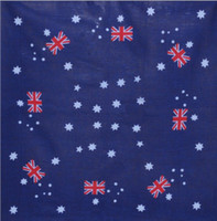 australian flag sale - Hot Sale Cotton Australian National Flags Bandanas Head Wrap Scarf Wrist Band
