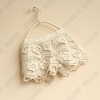 Beautiful Lace Girl Shorts %100 Good Quality Lining Pure Cot...