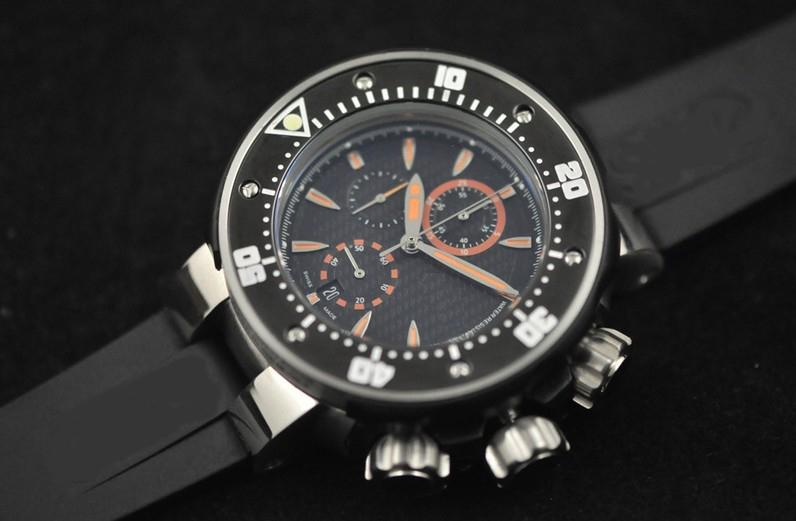 luxury carlos coste stainless tt1 dive men s chronograph watch luxury carlos coste stainless tt1 dive men s chronograph watch rubber band men movement wristwatches gold watch cool watches from chanel watch watch