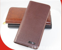 Wholesale Professional men s men s fashion leisure wallet purse in long single pull purse