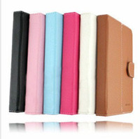 Wholesale PU Leather Case Cover for quot Tablet PC MID inch Tablet Stand Case for inch PC Table