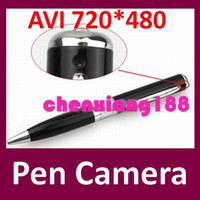 best pen recorder - no retail box Best sale CE Certification Mini Pen cameras HD Digital Video recorder USB Flash Drive PC webcam Mini DVR