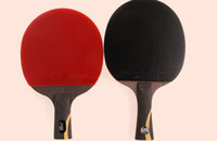 Wholesale Double happiness king3 table tennis racket grip horizontal DHS hurricane