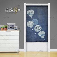 Wholesale Fabric japanese style handmade xapuri zephyr curtain curtains wall fan