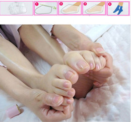 Wholesale Feet Care Peeling Exfoliation Mask Foot Beauty Care Remove Dead Skin Cuticles