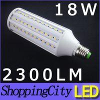 big discount E27 18W 2300LM SMD5630 132leds warm white AC110...