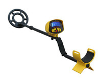 Wholesale Md ii metal detector gold treasure hunter on the ground from the probe Chinese air parcel