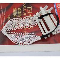 Wholesale 2013 New Korean Lace Hair Accessories Hair Chain Elastic Hair Tie HJ158