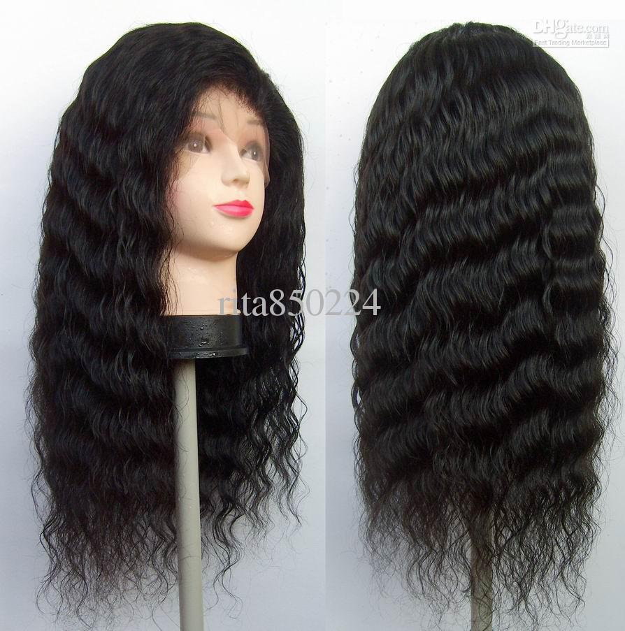 Deep Wave Indian Remy Human Hair 88