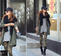 Wholesale New Arrival Woman Sexy Jeggings Camouflage Graftiti Combed Cotton Tights Pants AMY