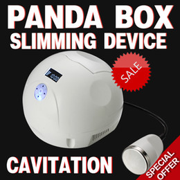 Wholesale Portable home use Ultrasonic Cavitation weight loss beauty equipment