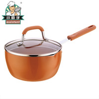 Wholesale Helper wl129 non stick milk pan hot milk pot baby milk pot