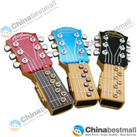 Wholesale Novelty Product Air guitar Electric toys Music instrument guitar with Infrared Sensor for Kids