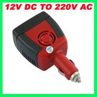 Wholesale Car Power Inverter Adapter V DC To V AC W USB port V SCA V