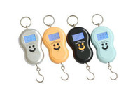 Wholesale 4pcs kg g Electronic Weight Portable Digital Electronic Scale Blue Orange Black Silver