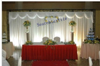 Wholesale white wedding backdrop wedding backdrops