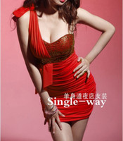 Wholesale Sexy Lingerie club wear party dress Dance Dresses one Size