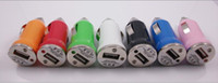 Wholesale Mini USB Car Charger USB Adapter for G G GS DHL