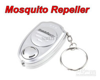 Wholesale Mosquito Repeller for pest Insect key clip Electronic Ultrasonic outdoor