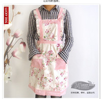 Wholesale lace lady home apron girl style furniture supplies hot sale Welcome to order