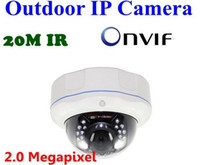 Wholesale Onvif Megapixel H Vandal Proof Outdoor Indoor IR Nightvision CCTV Network IP Dome Camera