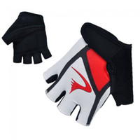 Wholesale Cycling Gloves Pinarello half finger breathable bicycles gloves half finger gloves anti shockne