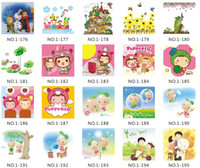 Wholesale lastest lovely designer decals cm switch Wall Sticker paper poster cartoon Decor Room