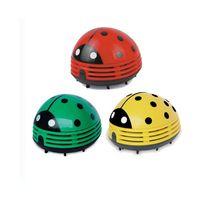 Wholesale Drop Shipping New Cute Beetle Mini Desktop Vacuum Cleaner Desk Dust Cleaners Colors