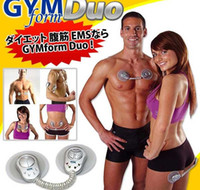 Promote Circulation Biological Therapy  GYM Duo Form GymForm Duo Unisex Wireless Muscle Stimulation System