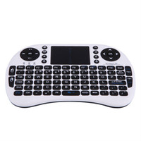 Wholesale Wireless Multi media Mini Keyboard with Touchpad for Android Mini PC TV box