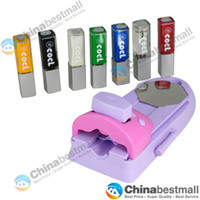 Nail Art Printer No 10439 Nail Art Colors Drawing Polish Kit Stamper DIY Printer Nail Stamping Printing Machine