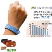 Mosquitoes Pesticide Eco Friendly Summer Mosquito insect bracelet band baby wristband Repellent Bracelet 200pcs lot