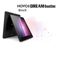 Wholesale Ainol Novo8 Dream inch Quad Core Anroid Tablet PC GB RAM GB ROM Dual Camera
