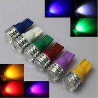 Wholesale T10 W W5W LED Light Bulb car lights for Vehicles