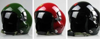 Wholesale Chinese Fighter Jet Pilot Flight Helmet Open Face aviation helmets Motorcycle Helmet kinds color